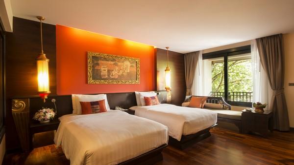 Siripanna Deluxe Lanna Double room