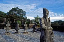Hue  Imperial City of Hue Vietnam