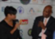 Filmmaker Chris Donaldson co - host the BET Awards pre party