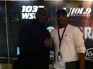 Filmmaker and business partner / friend actor Tommy Ford