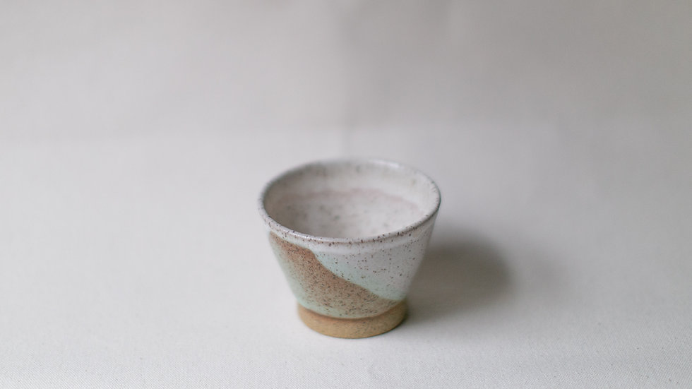 Small Speckled Landers Bowl
