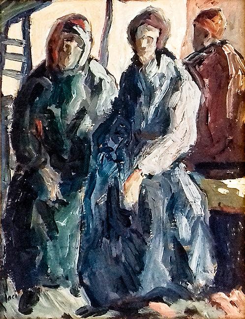 Gente by Antonio Diego Voci