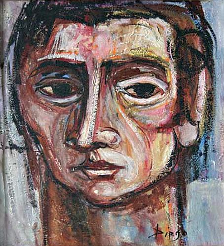 Face by Antonio Diego Voci