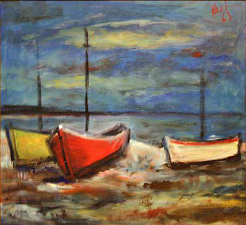 Seaside by Antonio Diego Voci