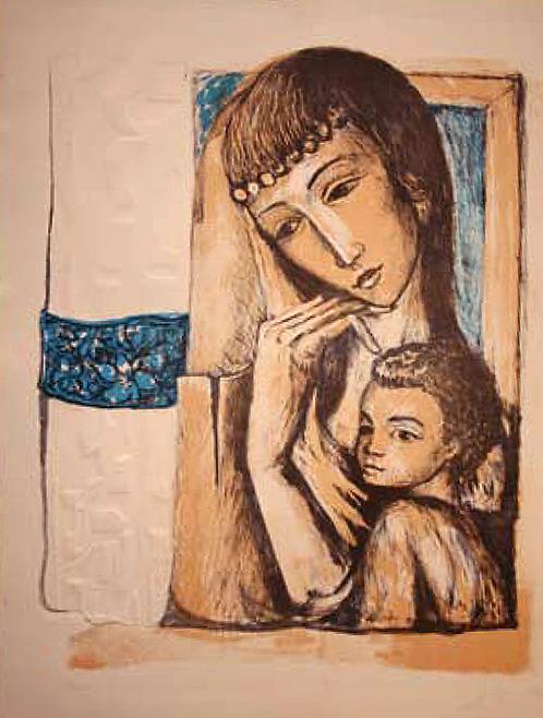 Maternité by Antonio Diego Voci