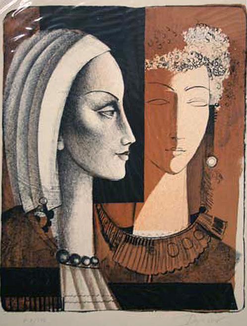 Mädchen-4 by Antonio Diego Voci