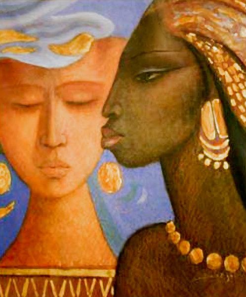 Le Couple by Antonio Diego Voci