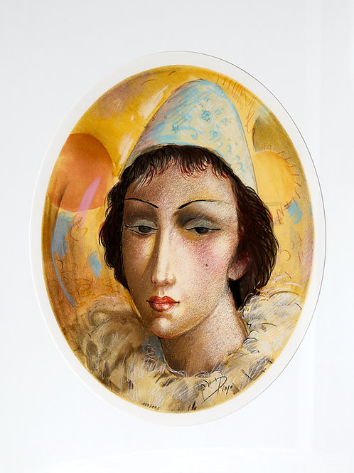 Arlequin by Antonio Diego Voci