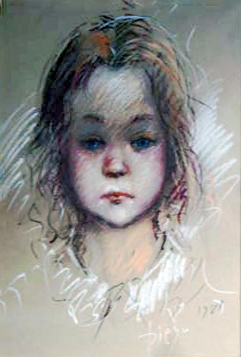 Alessandra by Antonio Diego Voci