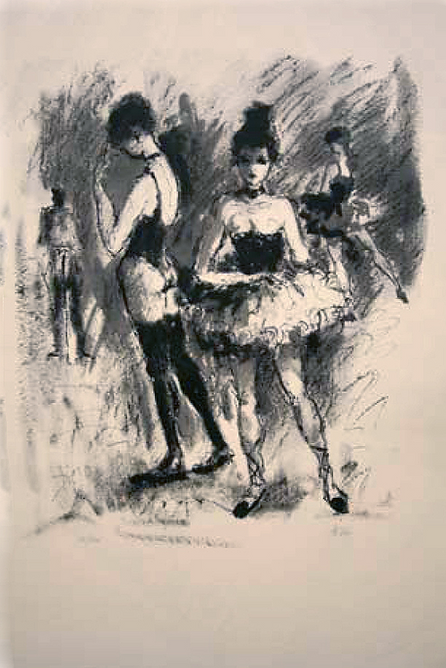 Ballerine by Antonio Diego Voci