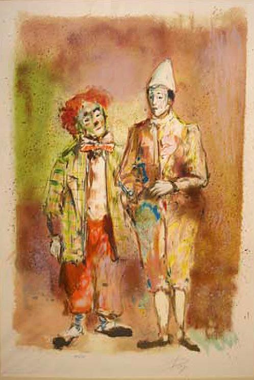 Le Cirque by Antonio Diego Voci