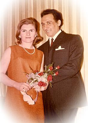 Helga Voci and Diego Voci