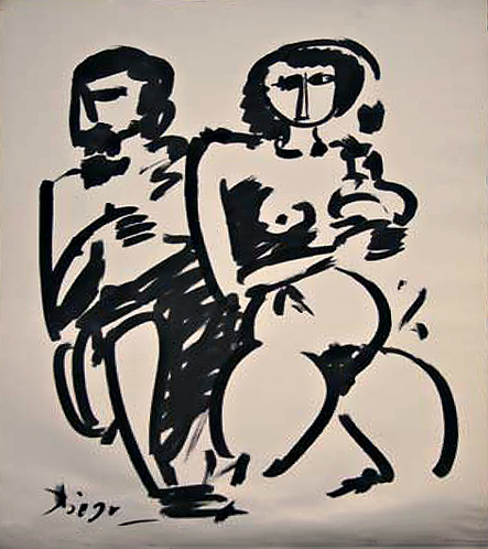Title: The Couple