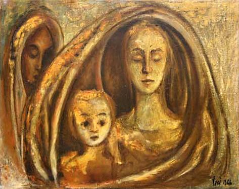Maternità by Antonio Diego Voci