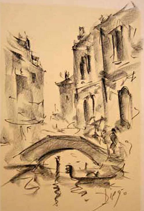 Venice by Antonio Diego Voci