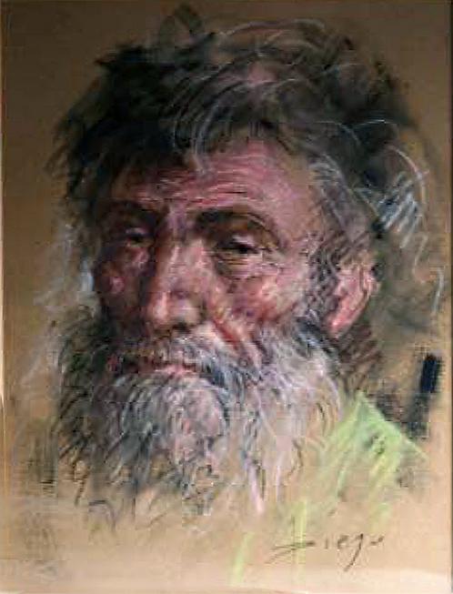 Der Bärtige by Antonio Diego Voci