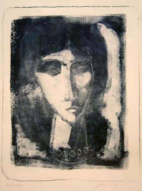 Mädchen by Antonio Diego Voci