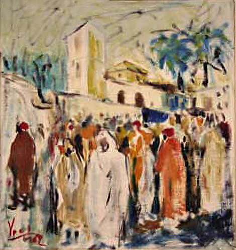 Maroko by Antonio Diego Voci