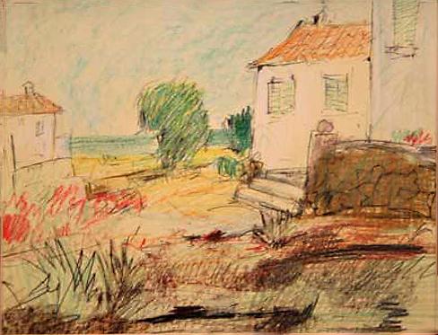 Paesaggio di Menorca by Antonio Diego Voci