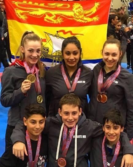 NB Medal Winners