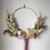 Thumbnail: 30cm Neutral Wreath || Pink Ribbon