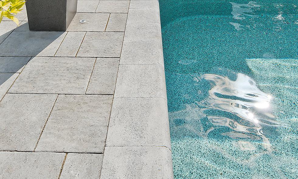 Couronnement de piscine Spherik (80mm)