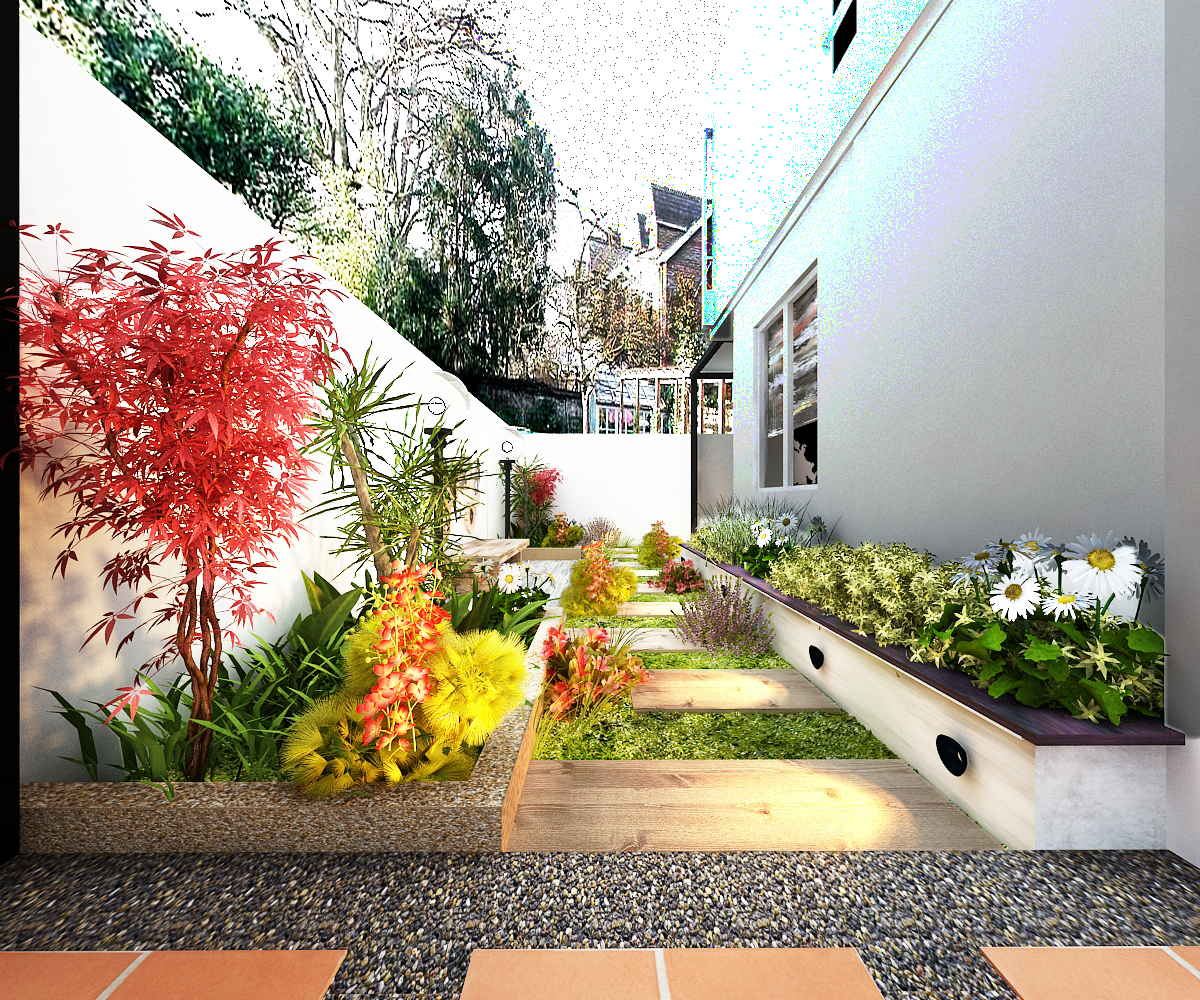 Residential __ Landscaping