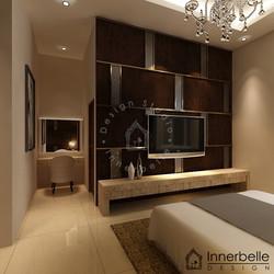 Bedroom 3 TV Frame