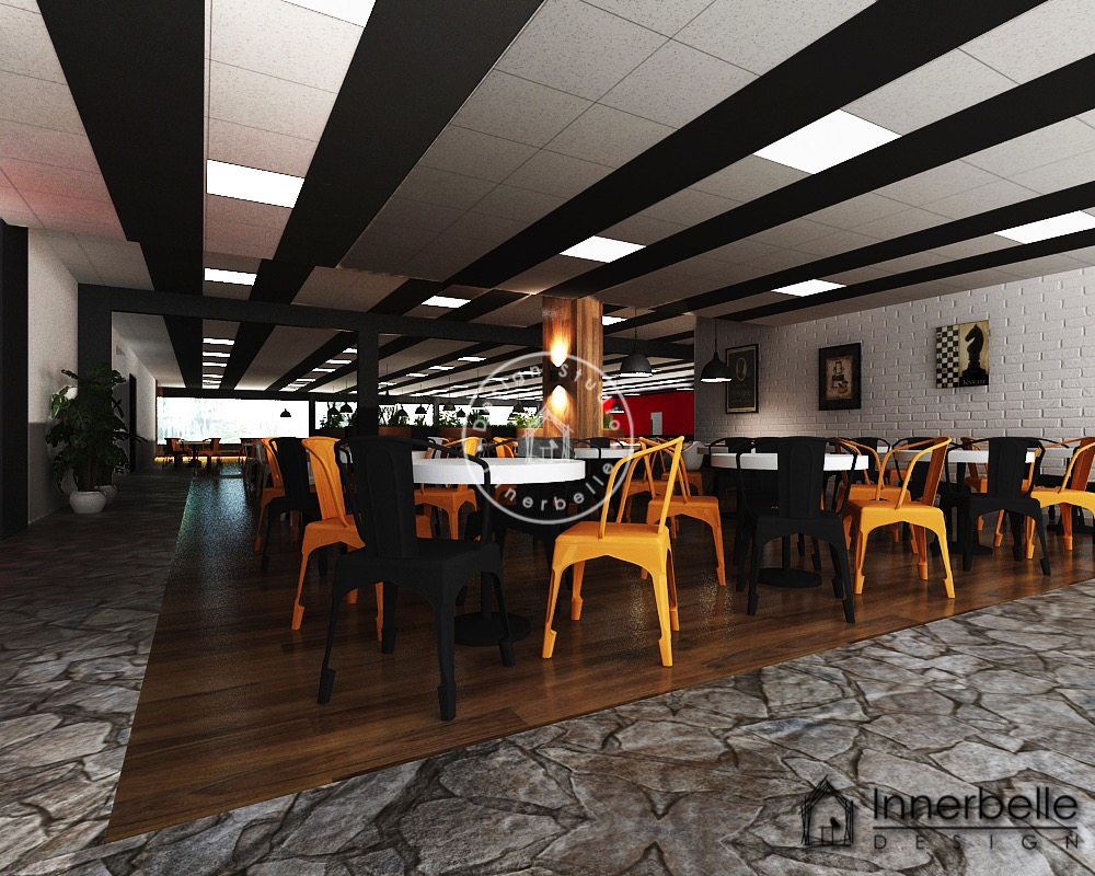 Factory Cafetaria