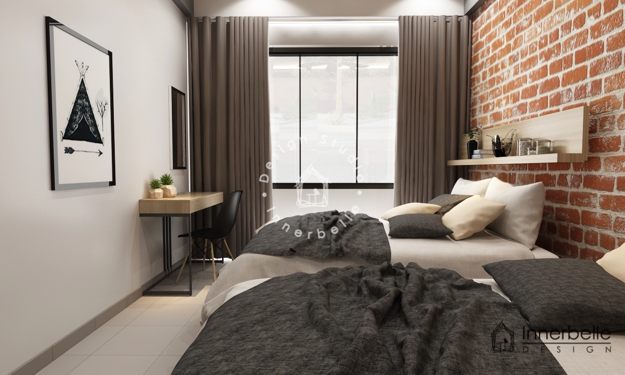 Modern Classic Design - Bedroom