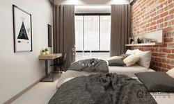 LOFT Design - Bedroom