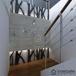 Stairway with Harmony Design