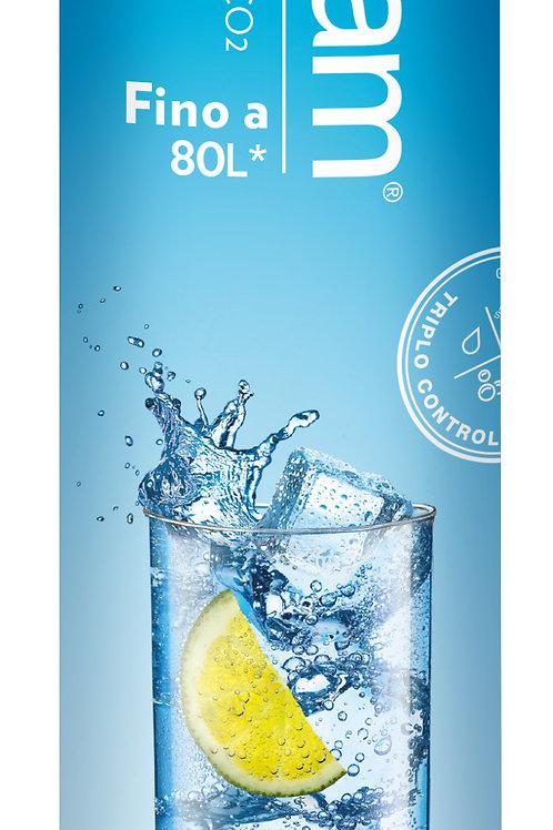 Cilindro Ricarica Sodastream CO2 con RESO