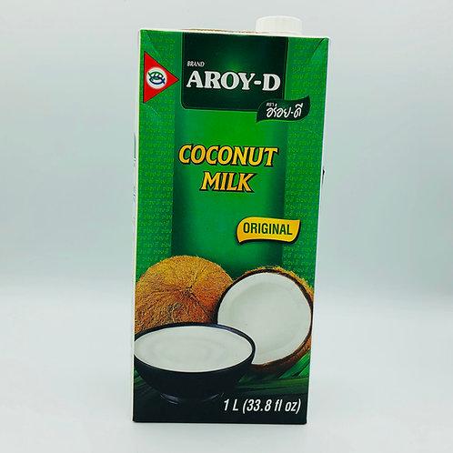 Aroy-d, lapte de cocos, artisan-cooking.ro