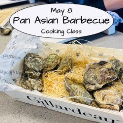 Pan Asian Barbecue Cooking Class