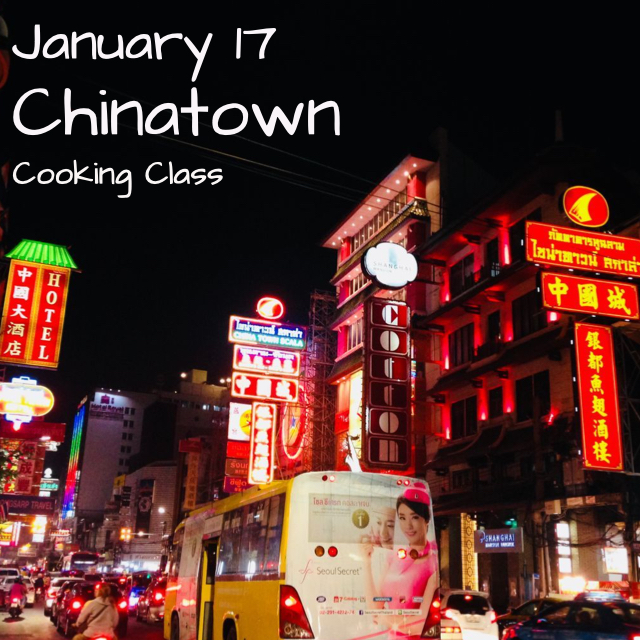 Chinatown Cooking Class