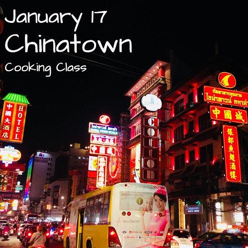 Duminica 17.01. - Ora 14:00 - Chinatown - 1 Participant