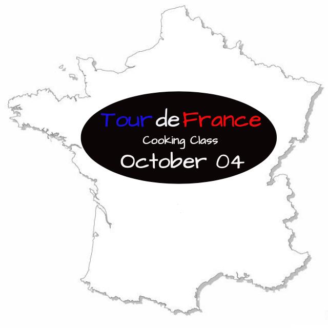 Tour de France Cooking Class