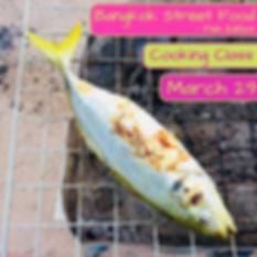 Bangkok Street Food - Fish Edition
