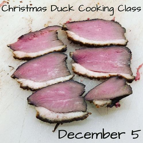 Duminica 05.12. - Ora 14:00 - Christmas Duck - 1 Participant