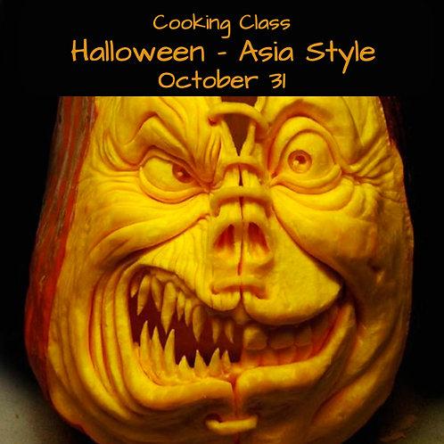 Duminica 31.10. - Ora 14:00 - Halloween Asia Style - 1 Participant