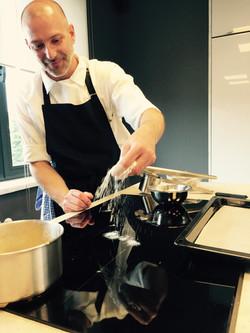 Chef Daniel Wendorf