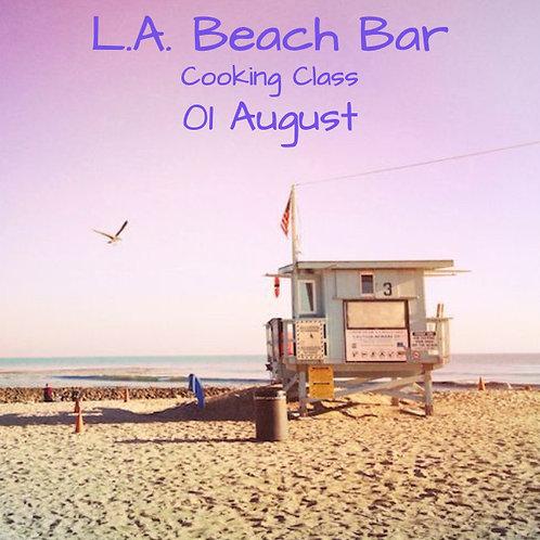 Duminica 01.08. - Ora 14:00 - L.A. Beach Bar - 1 Participant