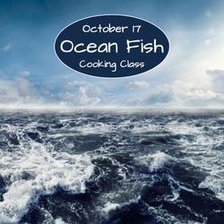 Ocean Fish Cooking Class