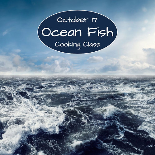 Duminica 17.10. - Ora 14:00 - Ocean Fish - 1 Participant