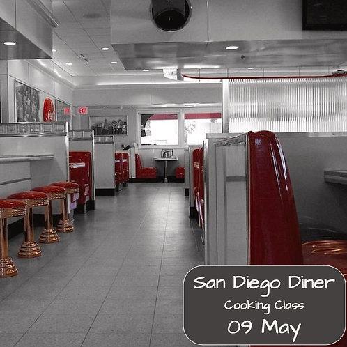 Duminica 09.05. - Ora 14:00 - San Diego Diner - 1 Participant