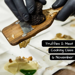 Truffles & Meat Cooking Class