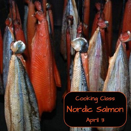 Duminica 03.04. - Ora 14:00 - Nordic Salmon - 1 Participant