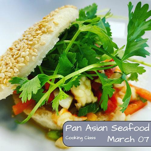 Duminica 07.03. - Ora 14:00 - Pan Asian Seafood - 1 Participant