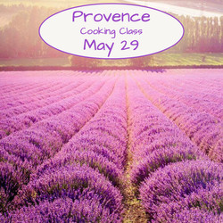 Provence Cooking Class